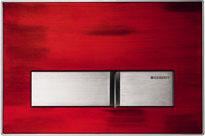 Actuator Plate Sigma50, Custom Inlay