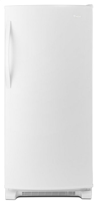 Whirlpool(R) 31-inch Wide All Refrigerator with LED Lighting - 18 cu. ft.