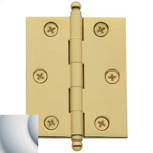 Satin Chrome Cabinet Hinge