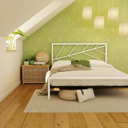 Folium Regular Footboard Bed - King