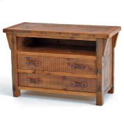 Stony Brooke 2 Drawer TV Stand With Open Top Product Image