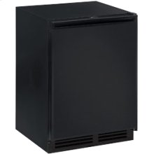 "Black Field reversible 2000 Series/ 24"" Refrigerator Model/ Single Zone Convection Cooling System"