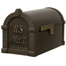 Signature KS-20S Keystone Series Mailbox
