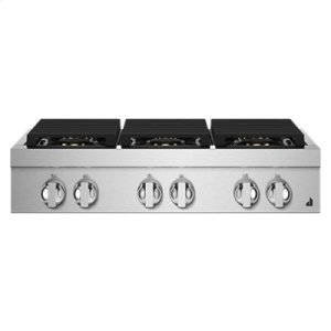 "Jenn-AirNOIR 36"" Gas Rangetop"