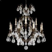Versailles Rock Crystal - 2472E