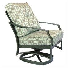 3050 Dining Lounge Swivel Chair