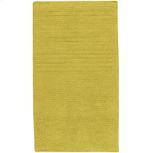 Citron Chenille Creations Cross Sewn Rectangle