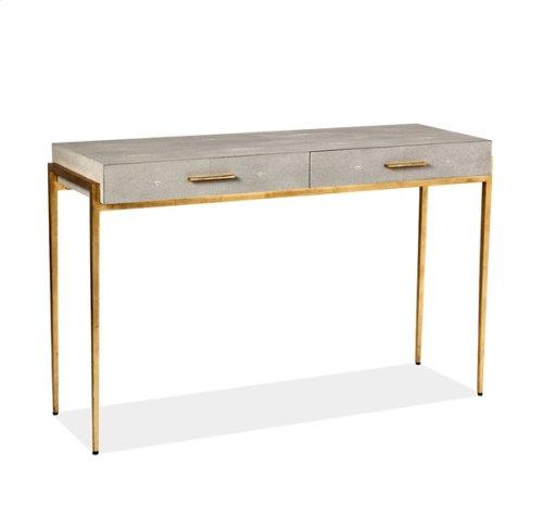 Morand Console/ Desk - Taupe