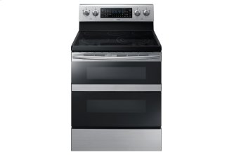 NE59M6850SS Electric Range with Flex Duo(TM), 5.9 cu.ft.