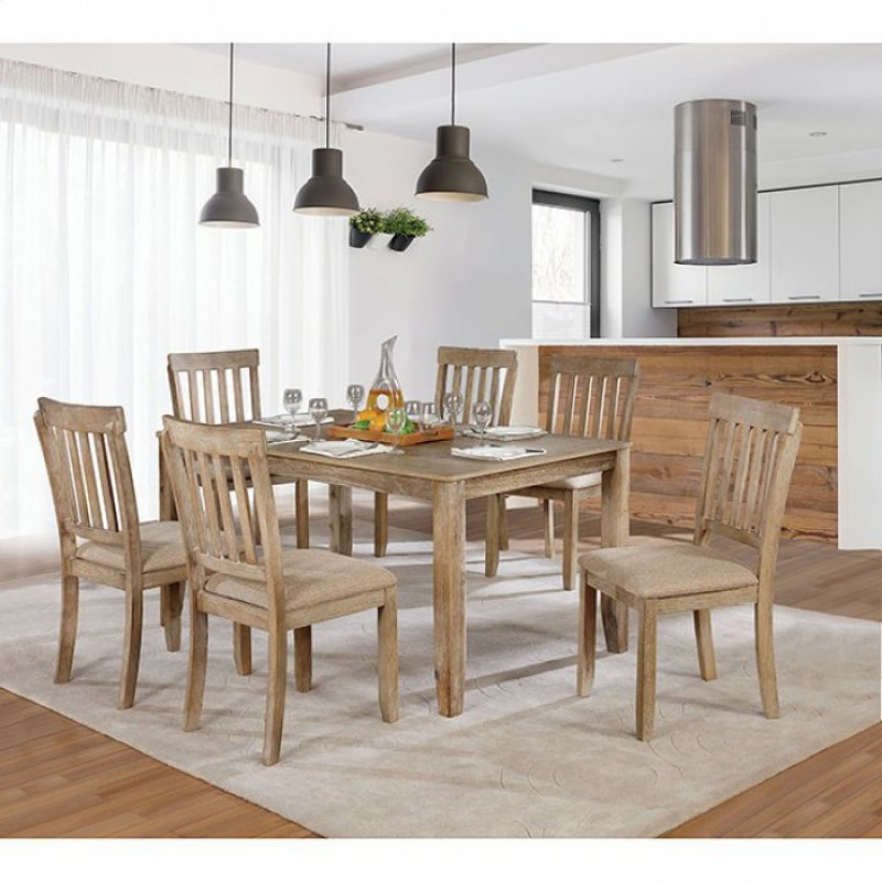 Hidden Additional Kiara Dining Table Set