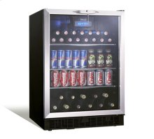 "Ricotta 24"" single zone beverage center."