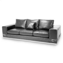 Ciras Leather Mansion Sofa