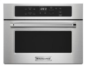 "24"" Built In Microwave Oven with 1000 Watt Cooking - Stainless Steel Product Image"