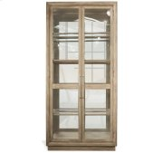 Sophie Display Cabinet Natural finish Product Image
