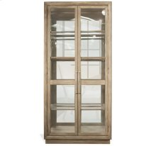 Sophie Display Cabinet Natural finish