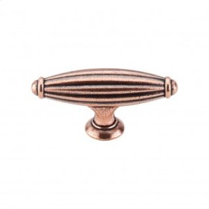 Tuscany T-Handle 2 5/8 Inch - Old English Copper