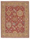 Nourmak S174 Rust Rectangle Rug 7'10'' X 9'10''