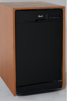 Model DWE1813B - Built-In Dishwasher - Black