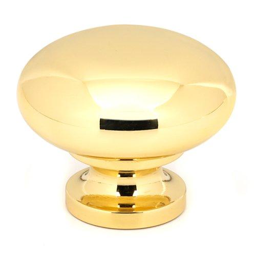 Knobs A1136 - Polished Brass