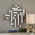 Apollo Mirrored Wall Decor Product Image