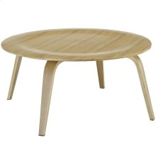 Plywood Coffee Table in Natural