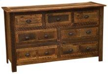 Seven Drawer Dresser Premium