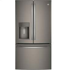 GFE28GMKES--GE® ENERGY STAR® 27.8 Cu. Ft. French-Door Refrigerator--ONLY AT THE SPRINGFIELD LOCATION!
