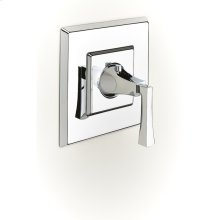 Thermostatic Valve Trim Leyden (series 14) Polished Chrome