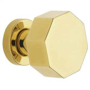 Lifetime Polished Brass 5073 Estate Knob Product Image