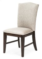 Arched Back Chair (dark gray) Product Image