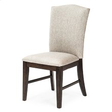 Arched Back Chair (dark gray)