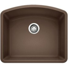 Blanco Diamond Single Bowl - Café Brown