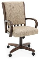 Chair Base: Wide (walnut) Product Image