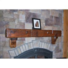 Stony Brooke Mantle - (6x6, 6x8, 8x8, Under 10′ Long, Over 10′ Long)