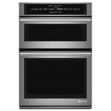 "Euro-Style 30"" Microwave/Wall Oven with V2 Vertical Dual-Fan Convection System"