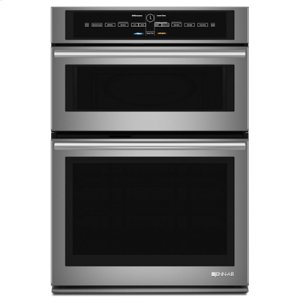 """JennairEuro-Style 30"""" Microwave/Wall Oven with V2 Vertical Dual-Fan Convection System"""