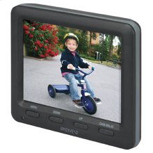 3.5 inch high resolution LCD 4:3 ratio monitor