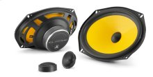 6 x 9-inch (150 x 230 mm) 2-Way Component Speaker System