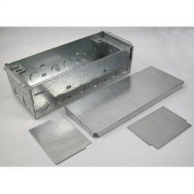 880W3 Series Steel Floor Box
