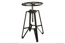 "34-40"" Adjustable Height Iron Bistro Table Base"
