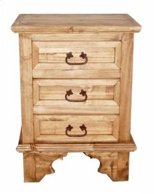 Hacienda 3 Drawer Ns