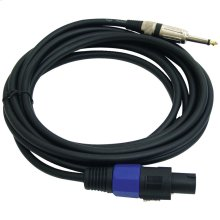 12-Gauge Professional Speaker Cable Compatible with speakON® (15ft)