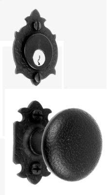 Double Knob Mortise Lockset