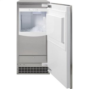 GEIce Maker 15-Inch - Nugget Ice