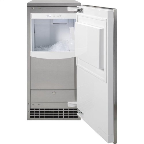 Ice Maker 15 Inch Nugget