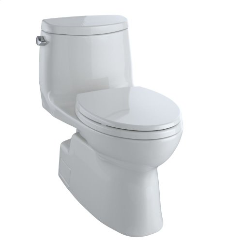 Carlyle® II One-Piece Toilet, 1.28 GPF, Elongated Bowl - Colonial White