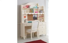 Summerset - Ivory Desk Hutch