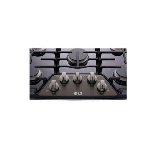 30'' Gas Cooktop with SuperBoil