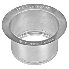 Extended Stainless Steel Sink Flange