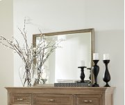 Sonoma Mirror Taupe Gray Product Image